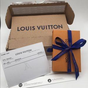 NEW 2020 Authentic Louis Vuitton Key Pouch